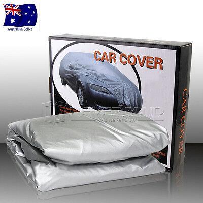 High Quality Car Cover for Van Truck SUV+Water Dust UV Snow Proof 190T Dacron