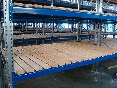 Pallet Racking Timber Decking, BRAND NEW,  Heavy Duty, 2700mm x 900mm
