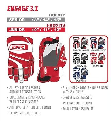 DR Engage 3.1 Handschuhe