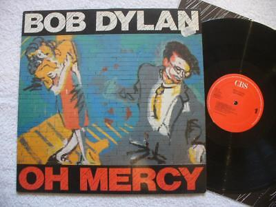 "Bob Dylan ""oh Mercy"" Very Rare 1989 Nl Original Lp + Ois The Band Blues Folk"