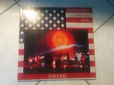 Tangerine Dream  Encore  1977   2Lp