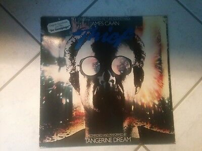Tangerine Dream Thief 1981 Lp