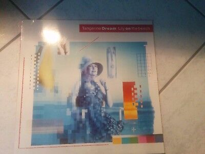Tangerine Dream  Lily On The Beach  1989 Lp