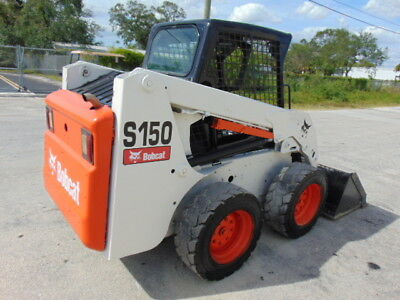 2007 Bobcat S-150 Skid Steer Wheel Loader - Inexpensive And Very Dependable