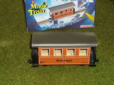 Flm Magic Train, 2 achs. Personenwagen braun ''Rosenkogel'', Spur 0e (171115BB34