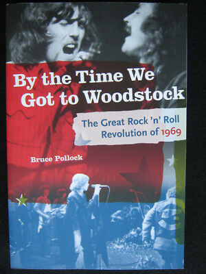 "...WOODSTOCK - THE GREAT R&R REVOLUTION OF 1969, Buch , 332 Seiten  !""""""""!"