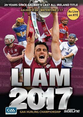 Liam 2017 - Gaa Hurling Championship Dvd (Galway Vs Waterford) 2017