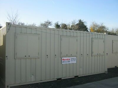 Portable building, site office, cabin, Southampton, 20ft x 8ft, £1300 plus VAT