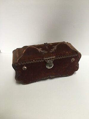 Antique Shaker sewing box