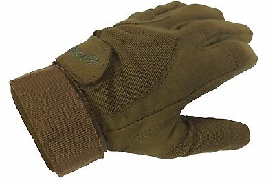 Viper - Special Ops Gloves - Green - Airsoft - Shooting - Hunting - Paintball