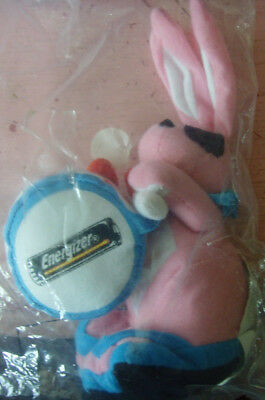 6 in Energizer Bunny rabbit with drum toy NEW NIP promotional decoration battery