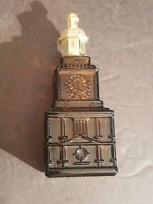 Vintage Stanley Home Big Wheel Lotion Bottle Independence Hall 1776-1976