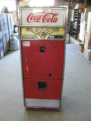 Vintage Coke Machine: Westinghouse Model Wc-78-Md