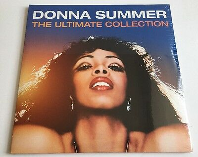 Donna Summer The Ultimate Collection 2 x Vinyl LP New/Sealed