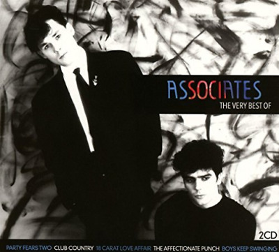 The Associates-The Associates - The Very Best Of  (US IMPORT)  CD NEW
