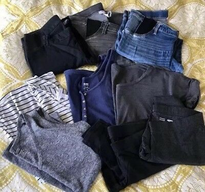 Gap Old Navy Liz Lange Maternity ClothesJeans Pants Tops Shirts Leggings M L