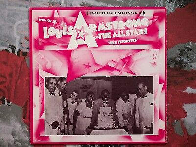 Louis Ar,mstrong and The All Stars - Old favourites