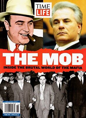 Time Life (Special Edition Magazine) : THE MOB ~ Brutal World of the Mafia ~ NEW