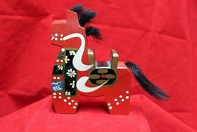 Traditional Japanese Horse