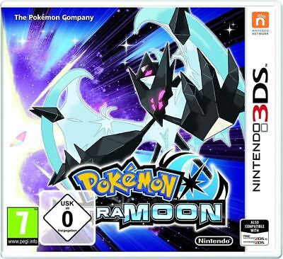 Pokemon Ultramond Nintendo 3DS Spiel *NEU OVP* Pokemon Ultra Mond 3DS