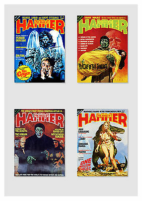House Of Hammer / Halls Of Horror / All 30 Issues / Dvd Rom Collection