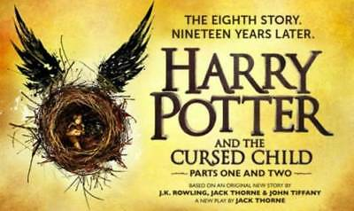 Ticket Harry Potter & the cursed child Part I&II - Das Theaterstück in London