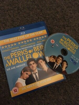 The Perks of Being a Wallflower Blu-ray VGC