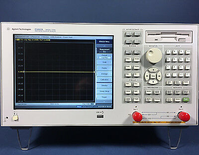 Agilent/Keysight E5062A/15/275 ENA-L RF Network Analyzer, 300 KHz-3 Ghz, 75 OHm