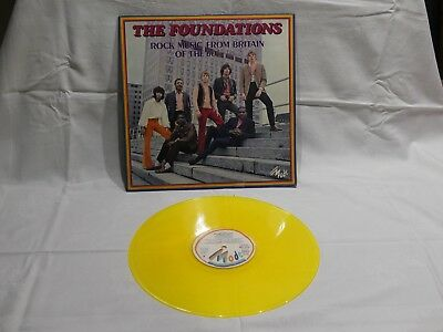 THE FOUNDATIONS - Rock Music From Britain Of The 60´s Vol. 2 MD 9040 Vinyl