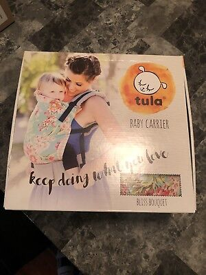 Baby Tula- NWT|| Free To Grow- BLISS BOUQUET