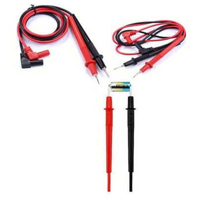 Universal Digital Multimeter Meter Test Lead Sonde Draht Stift Kabel AA