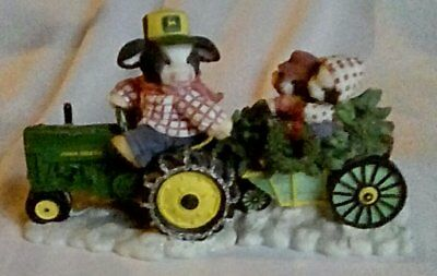 Mary's Moo Moos John Deere the Deere-st Tree For Me and You 1999