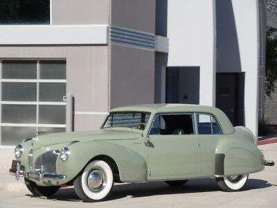 1941 Lincoln Continental V-12 V12 Zephyer 1941  Lincoln Continental V12 Coupe Stunning Restoration Beatiful Car Must See!!