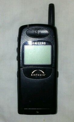 """Vintage""""SAMSUNG SCH-411"""" Flip Phone(NO CHARGER INCLUDED)(VG++)"""