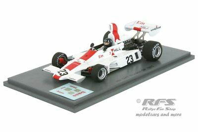 Hill GH1 Cosworth - Graham Hill - Formel 1 GP Monaco 1975 - 1:43 Spark 5670