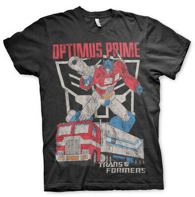Optimus Prime Since 1984 Women T-Shirt S-XXL Officially Licensed Transformers