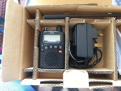 Icon Ic-r5 Communications Receiver