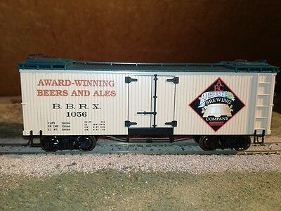On30, on30, 0n30, US, USA,  Reefer B.B.R.X Brewing  Bachmann Waldbahn