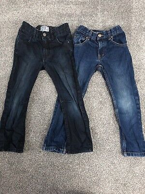 Bundle Of Boys Jeans Aged 6 Years From Blue Zoo And TU