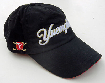 Yuengling Beer Hat Cap Black Cotton Adjustable Lager America's Oldest Brewery US
