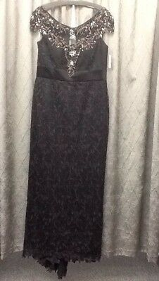 Ivonne D and Jovani Black Evening Gowns