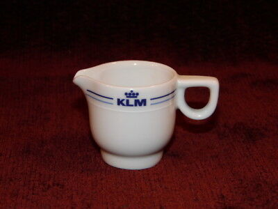 Vintage Hotel Creamer with Handle KLM HUTSCHENREUTHER GERMANY