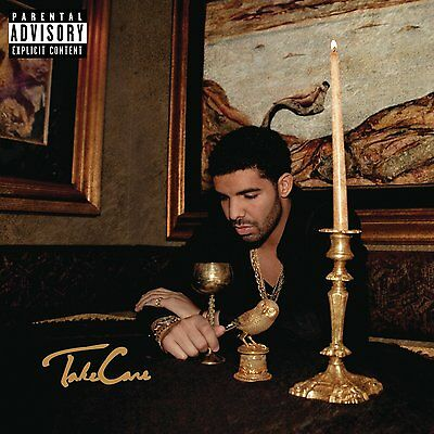 Drake Cd - Take Care [Deluxe Edition](2011) - New Unopened