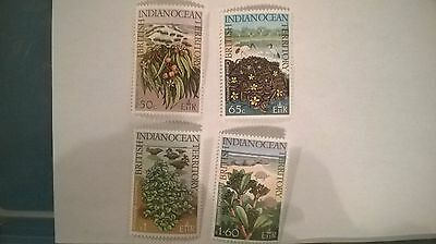 British Indian Ocean Territory - Wildlife Sea Shore Plants 1976