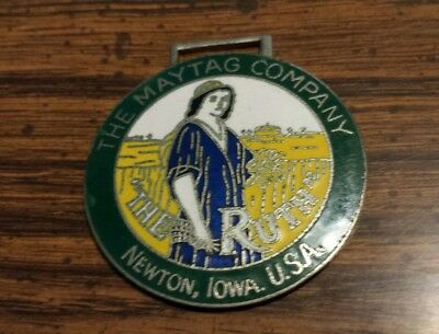 The Ruth Maytag Watch Fob of the Month Collectors Item