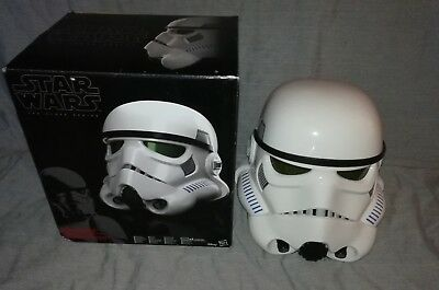 Stormtrooper Helm Black Series Star Wars Fx
