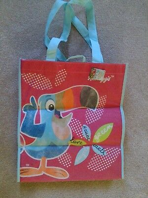 Kellogg's Cereal  Fruit Loops Toucan Sam Reusable Tote Bag With Tag Promo 2011