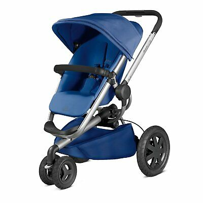 Quinny Buzz Xtra Pushchair in BLUE BASE - Brand New Boxed SAVE £150