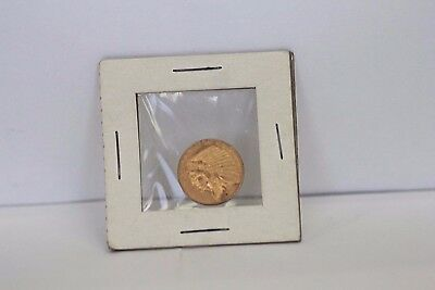 1913 USA $2 1/2 Indian Head Gold Coin NR