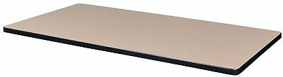 42' X 24' Rectangle Laminate Table Top
